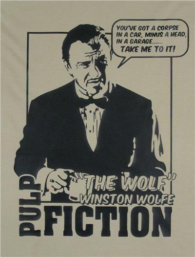 I'm Winston Wolf - I solve problems.