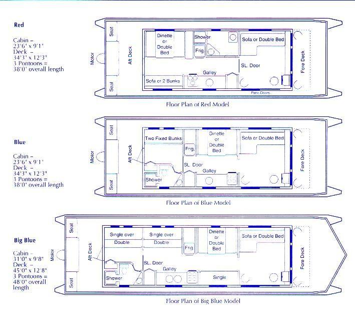 Houseboat Floor Plans Plans Free Rc Boat Building Plans