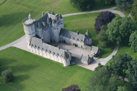 Castle Fraser is one of the grandest of the Scottish baronial tower houses. Begun in 1575, the present castle contains an evocative Great Hall, fine furniture and many Fraser family portraits. In the grounds, enjoy the beautiful 18th-century walled garden and the extensive woodland walks.
