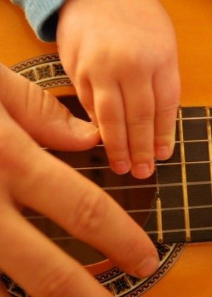 Ten Children's Songs You Can Play By Learning Just Two Guitar Chords--