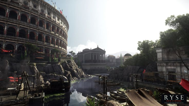 Crytek Ryse Art Dump, environments. #Ryse http://www.polycount.com/forum/showthread.php?t=129228