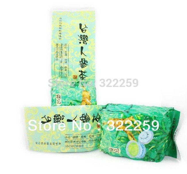 [ Гринфилд ] 1000 г премиум органическая тайвань женьшень улун * улун Renshen тайвань рен улун gingseng чай 250 г