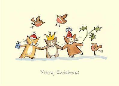 Merry Christmas by Anita Jeram