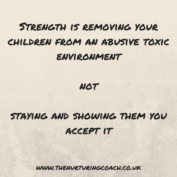 Get help and get out for the sake of the kids http://www.thenurturingcoach.co.uk  #narcissim #narcissisticabuse #domesticviolence #domesticabuse