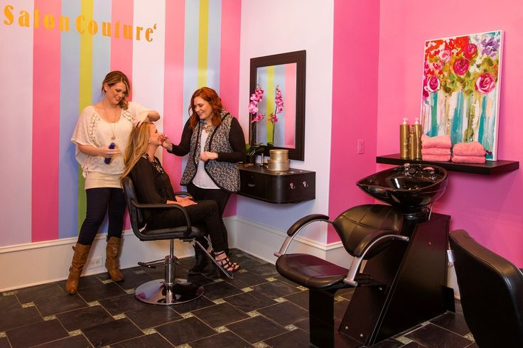 Latest Style: Home Hair Salons For both convenience and privacy, homeowners are installing personal salons, complete with hair-washing basins, stylist chairs, manicure stations and even massage tables.