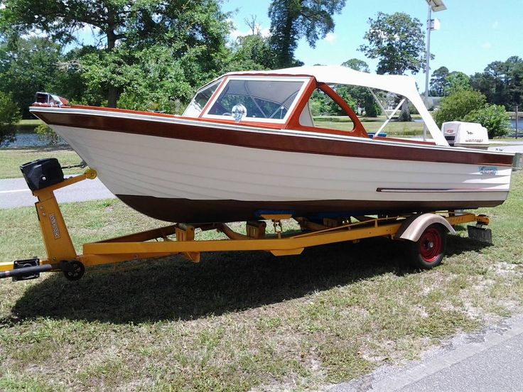 Boat is all original including convertible top, power is 1962 75 HP Johnson.  Trailer is a Gator in good condition.  $5500  Absolutely NO  *cashiers checks * getting a third party to pick up the item  * no scams of any kind