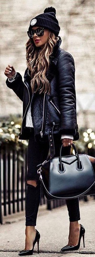 Here is a complete guide of 50 winter outfits you will crave for..