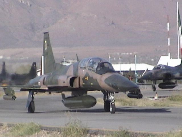 Northrop F-5F Tiger II - Fuerza Aérea Mexicana (Mexican Air Force) 401 Squadron.