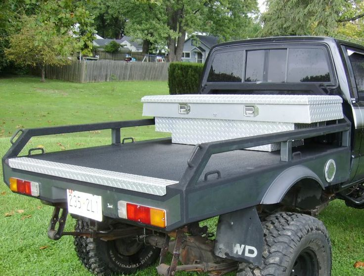 Toyota Tacoma Truck Bed Acessories