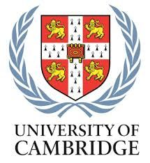 Image result for university of cambridge logo