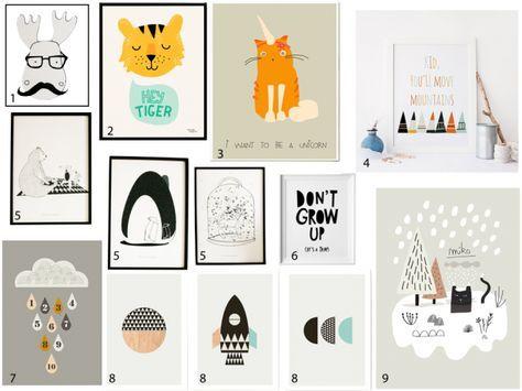 25 best ideas about chambre enfant minimaliste on pinterest chambre b b minimaliste b b - Kinderkamer coloree ...