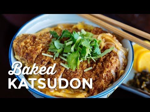 200 best joc videos images on pinterest asian foods 18 how to make baked katsudon recipe forumfinder Images
