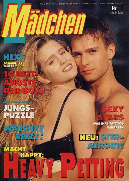 Cover MÄDCHEN 11/1991