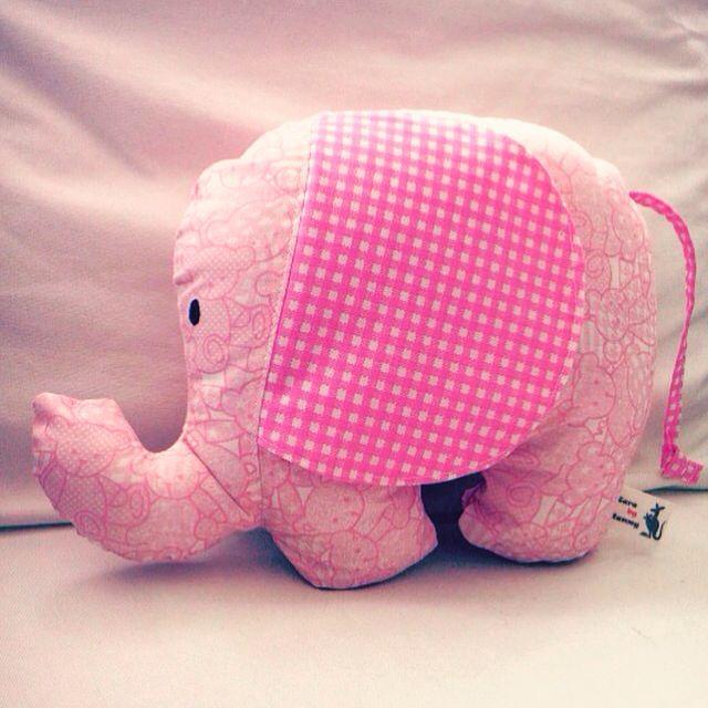 Elefante naninha!