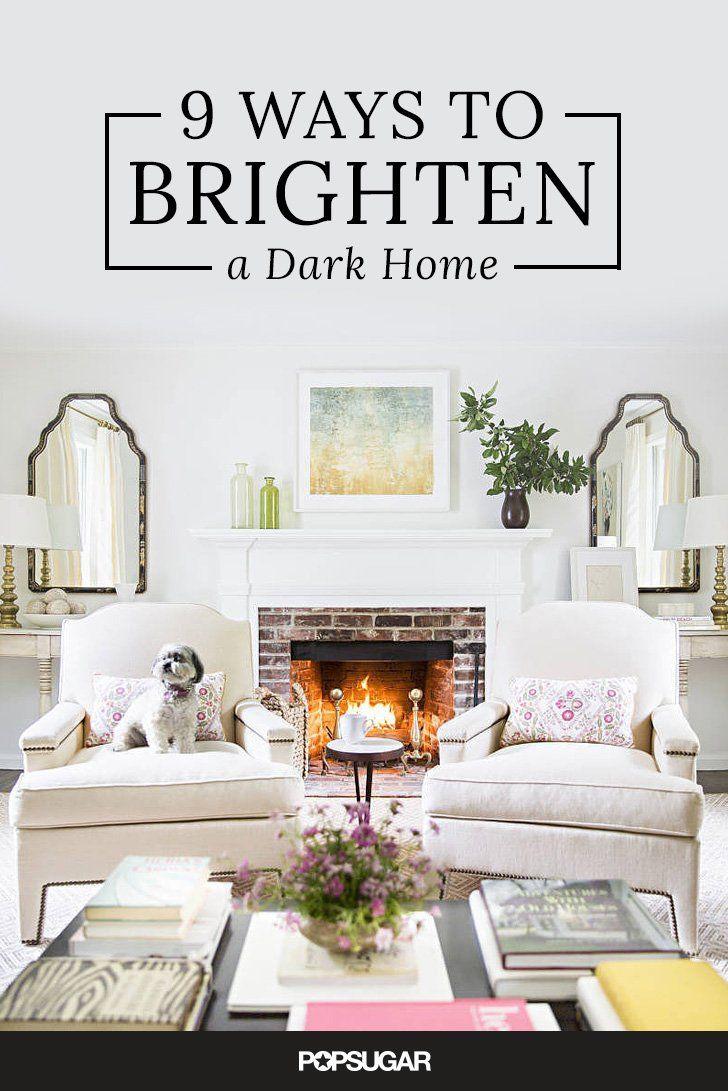 1000 Ideas About Brighten Dark Rooms On Pinterest
