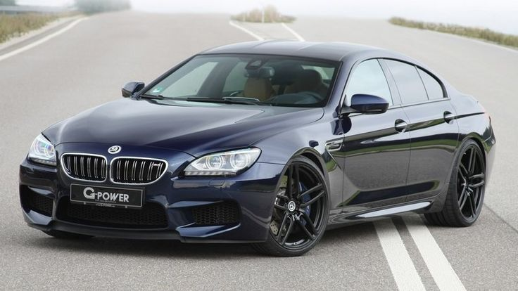 2016 BMW M6 Gran Coupe By G Power http://thevividworld.com/2016-bmw-m6-gran-coupe-by-g-power/
