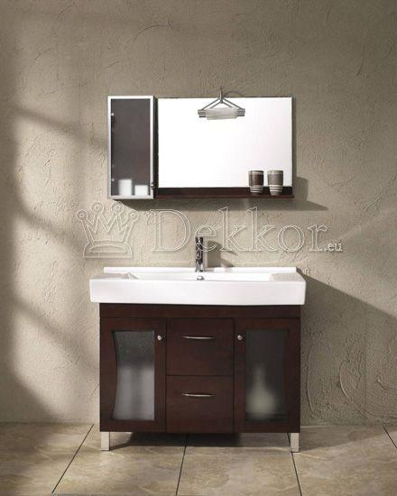 Bathroom Furniture Wooden Bathroom Vanity Arlene Dekkor