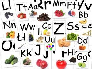 Abecadło magnetyczne, pomoc dydaktyczna dla najmłodszych do nauki alfabetu. Kolorowe obrazki wysokiej rozdzielczości działają na podświadomość Dzieci. Każda z liter rozmiaru (21 cm x 30 cm) jest wydrukowana oddzielnie na plastikowanym papierze magnetycznym tak aby bezproblemowo przywierała do tablic czy też innych powierzchni metalowych.