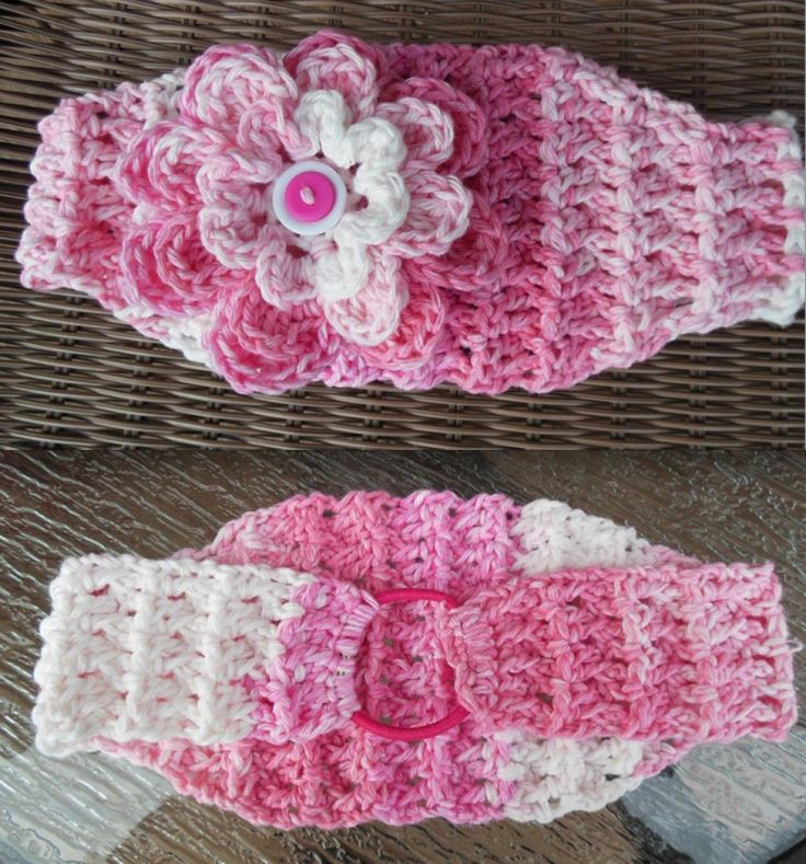 Free Crochet Ear Warmer And Headband Patterns Patterns