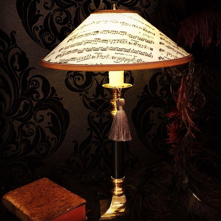 pingl par clair de jour paris sur abat jour papier. Black Bedroom Furniture Sets. Home Design Ideas