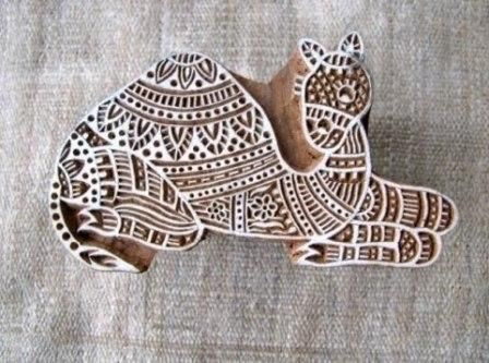 Wood Blocks intricately made by experienced craftspersons