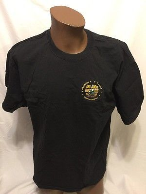 ORLANDO POLICE DEPARTMENT FLORIDA XL tshirt Law Enforcement cops EMBROIDERED