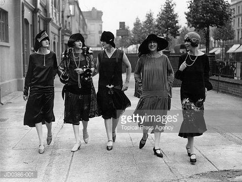 Stock Photo : Twenties Glamour