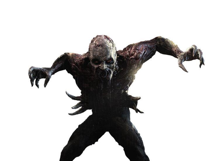 esta es una de las imágenes que he seleccionado de zombies para hacer mi imagen,esta imagen poseía un fondo blanco que elimine y convertí en png para colocarla en primer lugar.