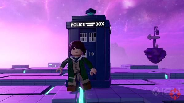 Confira as novidades do LEGO Dimensions de Doctor Who da San Diego Comic Con!