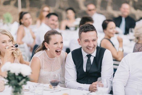 Who speaks and when, how to plan the order of the wedding speeches and toasts