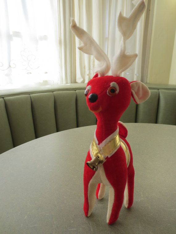 Christmas Deer Decorations