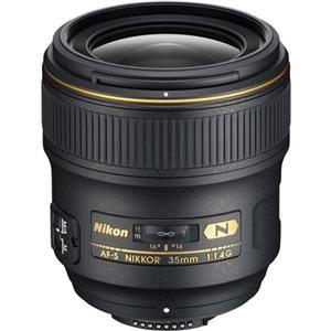 #AdoramaGear Nikon 35mm f/1.4G AF-S Nikkor Lens - Nikon USA Warranty 2198