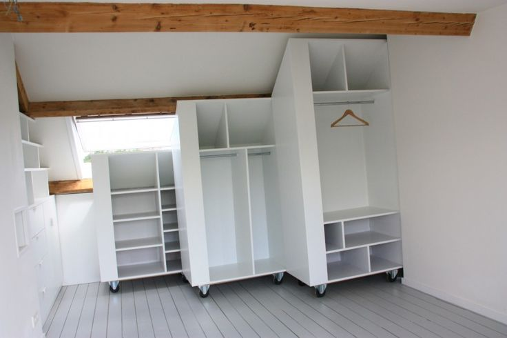Loft Conversion - Storage in the eaves