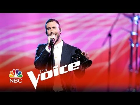 The Voice 2015 - Nissan Presents: Adam and Blake Commute to Work (Digital Exclusive) - YouTube