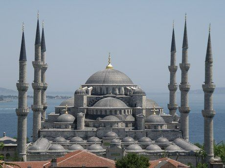 Istanbul - photo by Rev Stan - The Blue Mosque