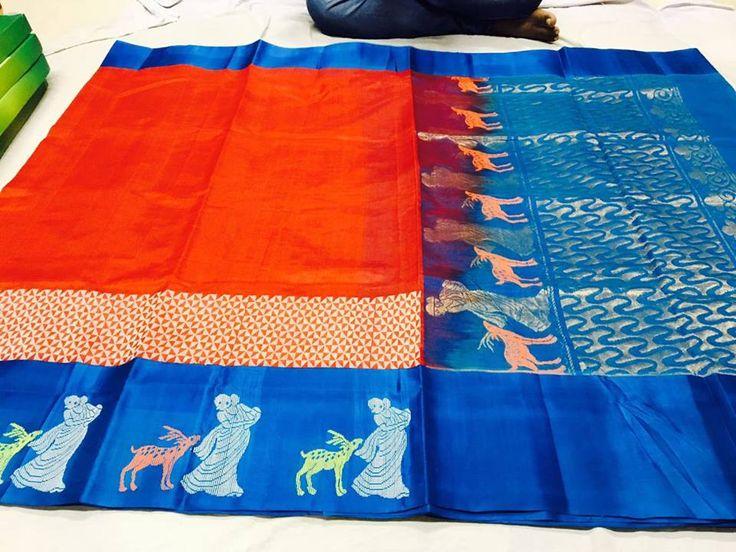 Latest Kuppadam Sarees | Buy Online Sarees | Elegant Fashion Wear