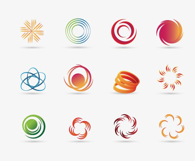 Circular Logo Vector Logo Creative Logo Logo Design Png And Vector With Transparent Background For Free Download