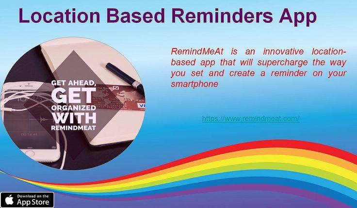 https://flic.kr/p/JTtnfz | How to use the iOS Reminder App - RemindMeAt | More Info    : www.remindmeat.com    Follow Us On : www.facebook.com/RemindMeAt   Follow Us On : twitter.com/RemindMeAtApp   Follow Us On : www.instagram.com/remindmeat/   Follow Us On : www.youtube.com/watch?v=ShZ3lSsd7RM