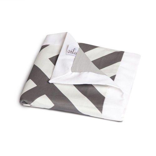 Oilo Studio - Play Blanket - Zara Pewter