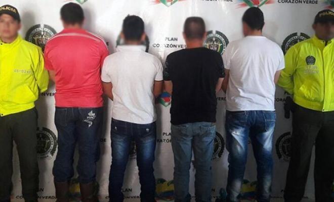 la policia nacional desarticulo la banda delincuencial los kubota
