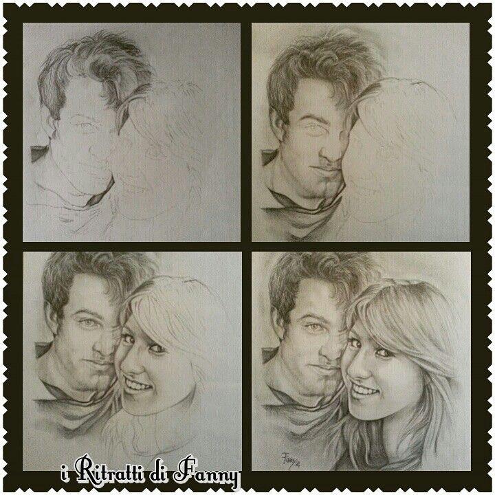 ◆ LOVE ◆  Pencil draw