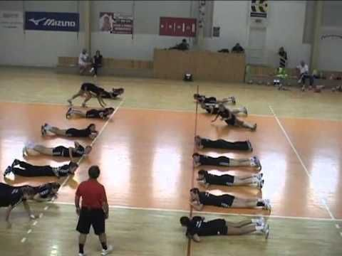 Warming up Games and Small Games by Branislav Pokrajac - YouTube