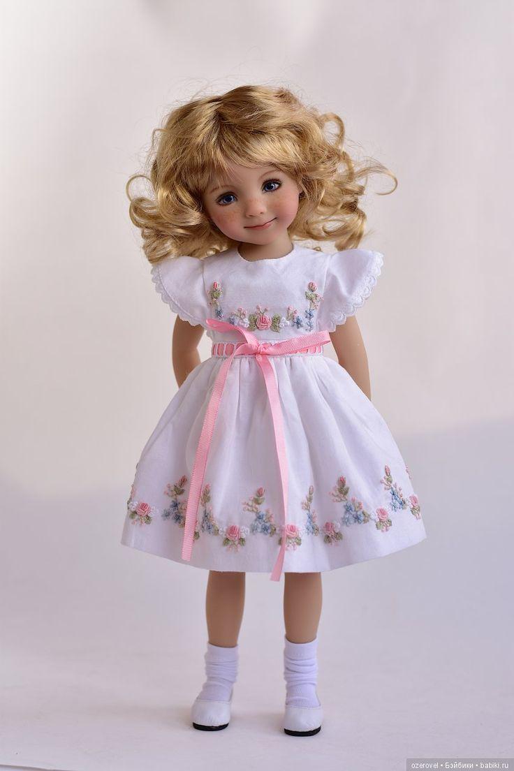 жаркой нарядное платье для куклы фото корабль-призрак входит мой