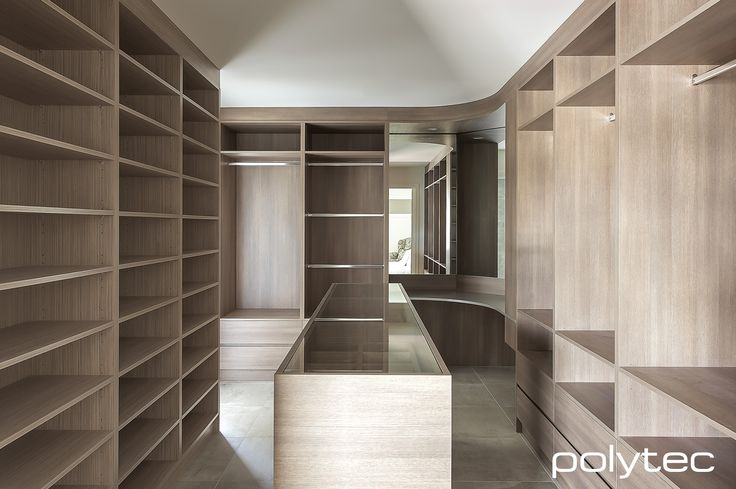 Fabulous large wardrobe in RAVINE Sepia Oak and Satra Wood.