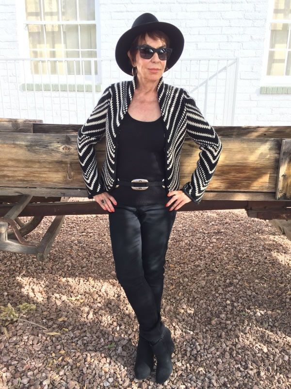 How to become a style star at 80+ – Dorrie Jacobson | 40plusstyle.com