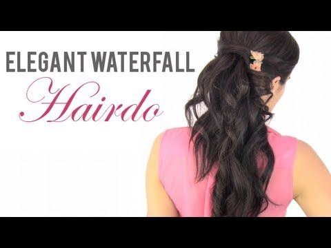 Patryjordan Easy Hairstyles For Short Hair : ... on Pinterest Easy hairstyles, Easy waves and Updos for short hair