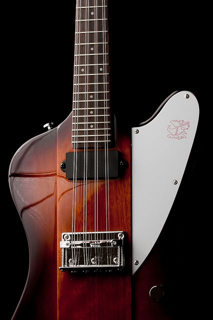 Electric Firebird Mandolin