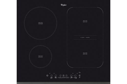 Table induction Whirlpool ACM912BF/04 NOIR prix promo Darty 549.00 € TTC