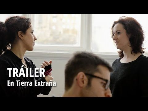 EN TIERRA EXTRAÑA - Tráiler - YouTube