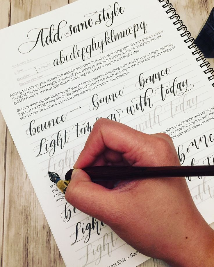 modern format of letter writing%0A Ever wanted to learn modern calligraphy lettering but didn u    t know how to  begin    Modern Calligraphy  A beginner u    s guide to pointed pen and brush pen
